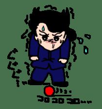"""MANGA """"Dark Cat"""" sticker #14323422"""
