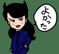 """MANGA """"Dark Cat"""" sticker #14323425"""