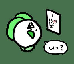 supagetti-chan sticker #14324271