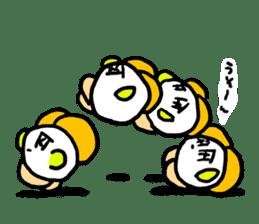 supagetti-chan sticker #14324274