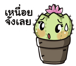 The Cactus Playground Gang sticker #14324773