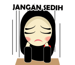 Young Muslimah : Daily Talk sticker #14327543