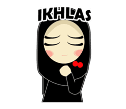 Young Muslimah : Daily Talk sticker #14327551