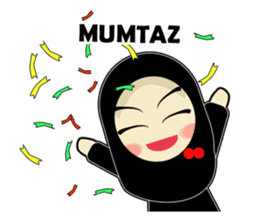 Young Muslimah : Daily Talk sticker #14327558