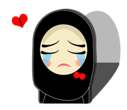 Young Muslimah : Daily Talk sticker #14327573