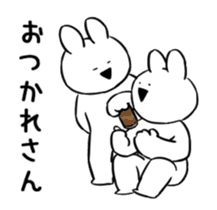 Extremely Rabbit Animated [Kansai] sticker #14328982