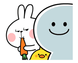 [Animation] Spoiled Rabbit sticker #14335991