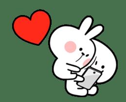 [Animation] Spoiled Rabbit sticker #14336000