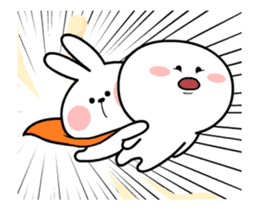 [Animation] Spoiled Rabbit sticker #14336001