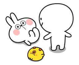 [Animation] Spoiled Rabbit sticker #14336003