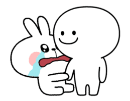 [Animation] Spoiled Rabbit sticker #14336008