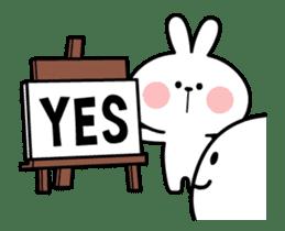 [Animation] Spoiled Rabbit sticker #14336010