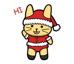 Merry Christmas & Happy New Year's ! sticker #14343774