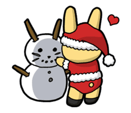 Merry Christmas & Happy New Year's ! sticker #14343777