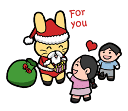 Merry Christmas & Happy New Year's ! sticker #14343779