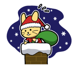 Merry Christmas & Happy New Year's ! sticker #14343780
