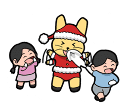 Merry Christmas & Happy New Year's ! sticker #14343787