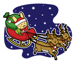 Merry Christmas & Happy New Year's ! sticker #14343788