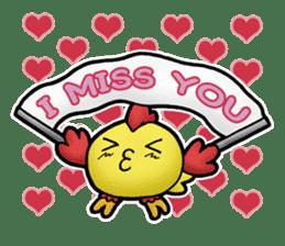 Hello Popoko sticker #14343903