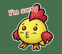 Hello Popoko sticker #14343904