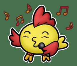 Hello Popoko sticker #14343912