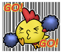 Hello Popoko sticker #14343913