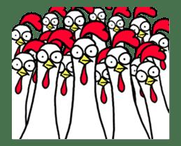 Chicken Bro 2 sticker #14345822