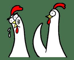 Chicken Bro 2 sticker #14345827