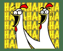 Chicken Bro 2 sticker #14345830