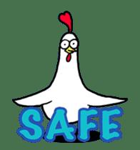 Chicken Bro 2 sticker #14345831