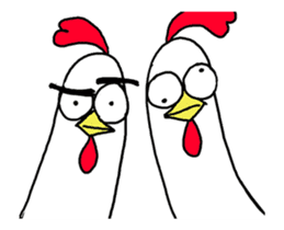 Chicken Bro 2 sticker #14345837