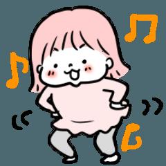 ICHIKO sticker