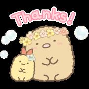 สติ๊กเกอร์ไลน์ Sumikko Gurashi วันดีๆ ของพี่กับน้อง