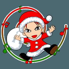 hide (Christmas version)