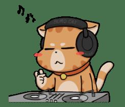 Sumo Cat Animation sticker #14370078