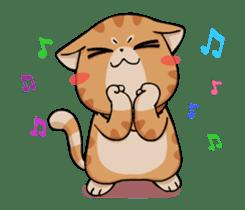 Sumo Cat Animation sticker #14370079