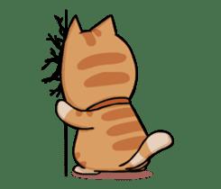 Sumo Cat Animation sticker #14370080