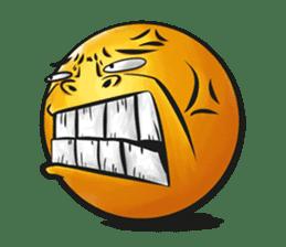 Crazy Emoji sticker #14378714