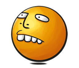 Crazy Emoji sticker #14378730
