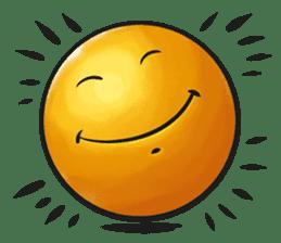 Crazy Emoji sticker #14378731