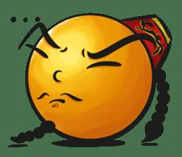 Crazy Emoji sticker #14378739