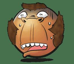 Crazy Emoji sticker #14378741