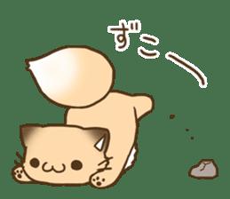 konkon kityune 2 sticker #14392071