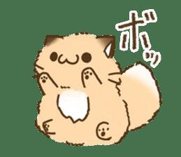 konkon kityune 2 sticker #14392084
