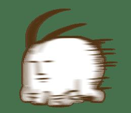 konkon kityune 2 sticker #14392093