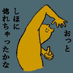 Bear's name is Shiho