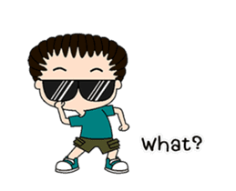 Papa Dance sticker #14398795