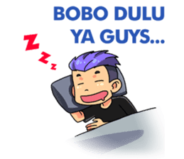 Gamer Keren Vol. 2 sticker #14400249