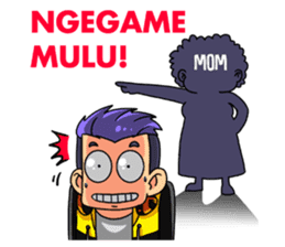 Gamer Keren Vol. 2 sticker #14400260