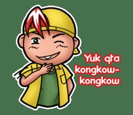 Jordi, Anak Sok Gaul sticker #14406688
